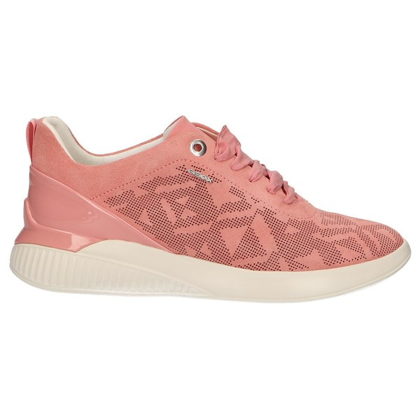 Sneaker mujer - rosa