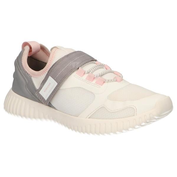 Sneaker infantil y junior - blanco