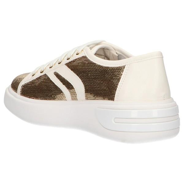 Sneaker mujer - dorado