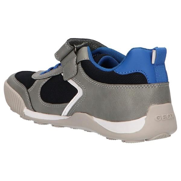 Sneaker infantil/junior - gris