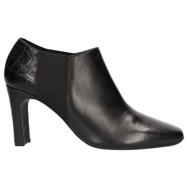 8cm Zapato tacón mujer - negro