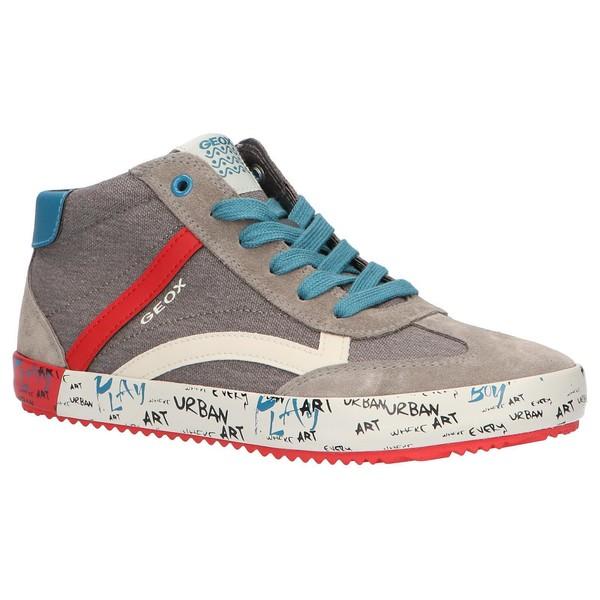 Sneaker infantil/hombre - gris