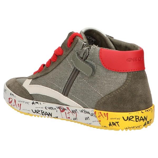 Sneaker infantil/junior - verde