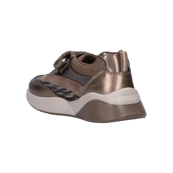 Sneaker niña - marrón