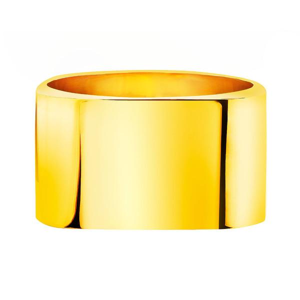 Brazalete mujer - dorado