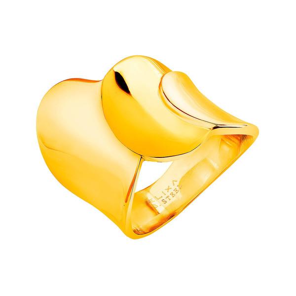Anillo mujer - dorado