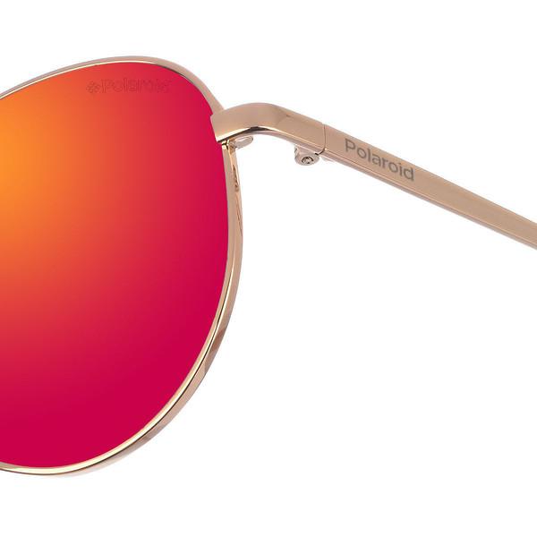 Gafas de sol Polaroid MUJER - Dorado-rosa