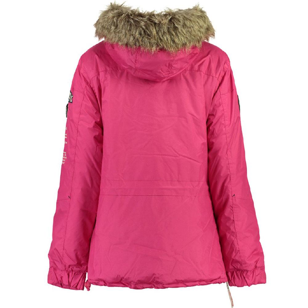 Anorak mujer - rosa