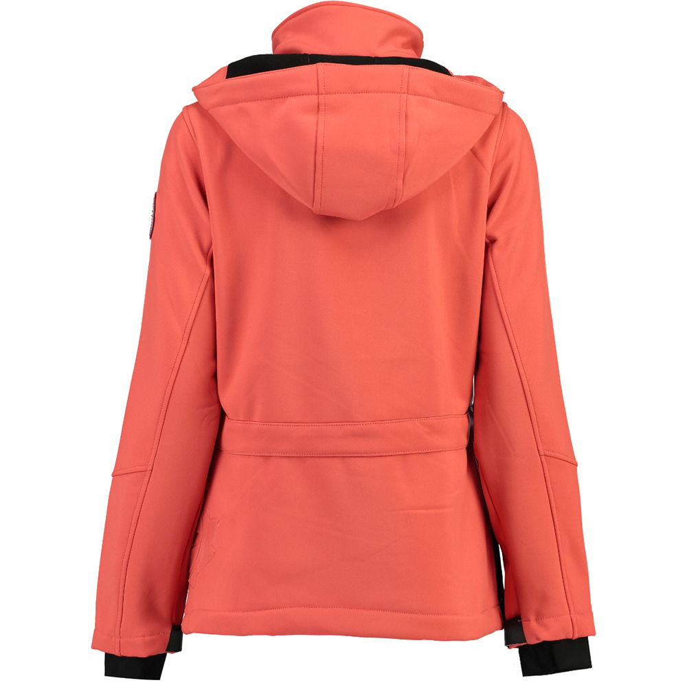 Chaqueta mujer - coral