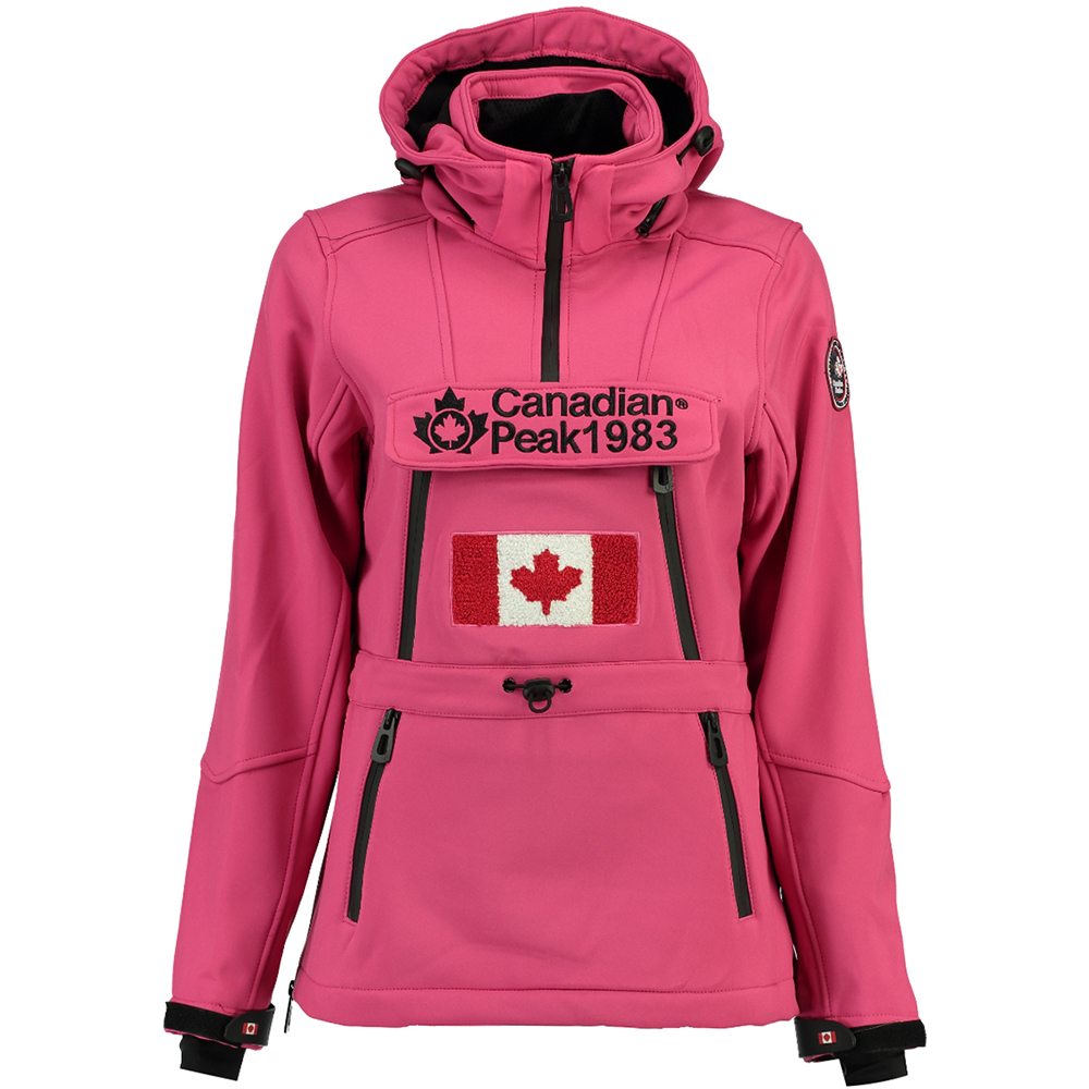 00a2b1c22a1eae Chaqueta mujer - rosa CANADIAN PEAK RBMCPSA980F/CP-PINK/FLUO PINK