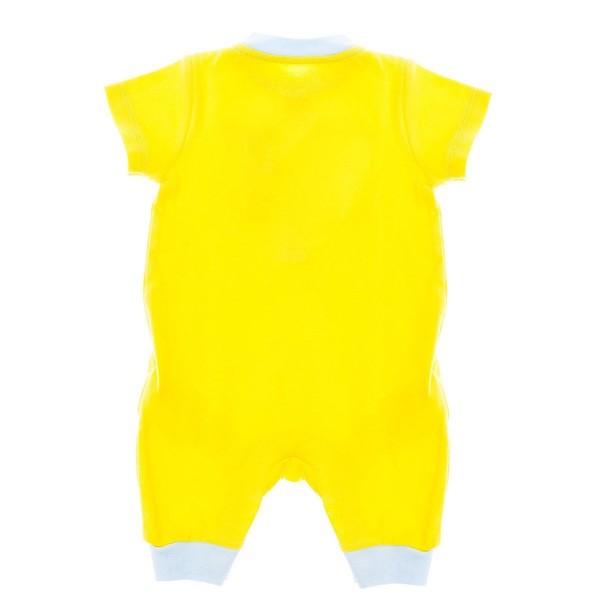 Pelele bebe - amarillo
