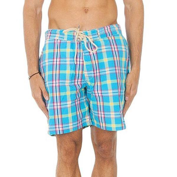 Bañador bermudas hombre - turquesa