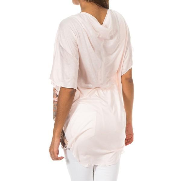 Camiseta m/corta mujer - rosa