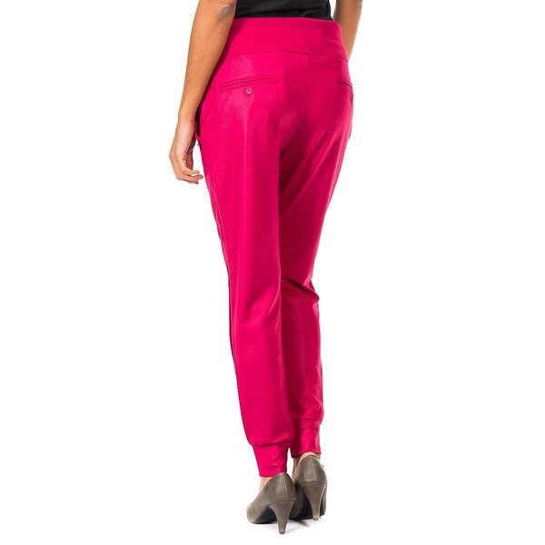Pantalón deportivo mujer - fucsia