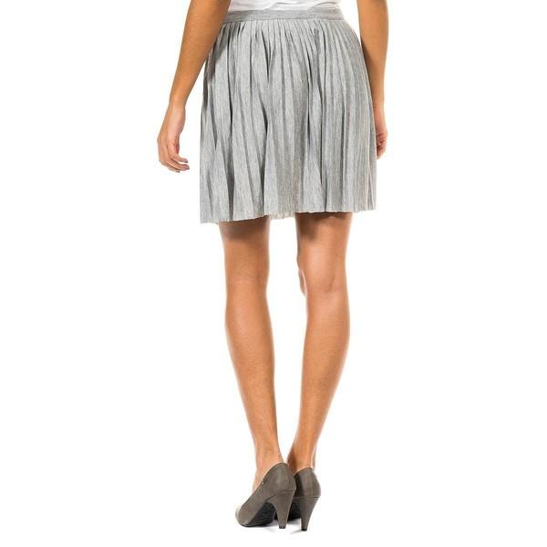 Falda mujer - gris