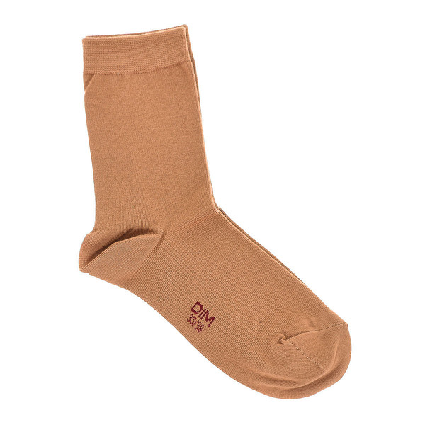Pack 2 Calcetines largos mujer - marrón