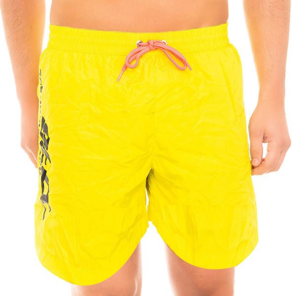 Bañador hombre - amarillo flúor
