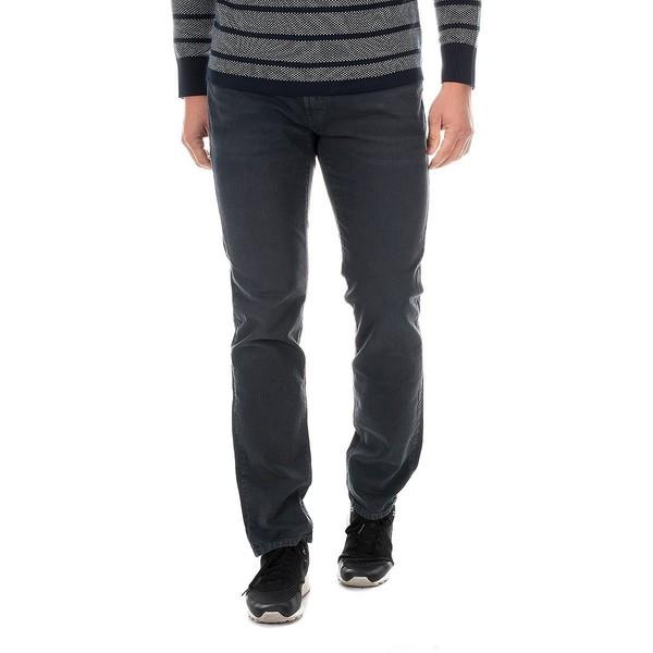 Pantalón Tejano Largo Nautica Hombre - Gris azulado denim