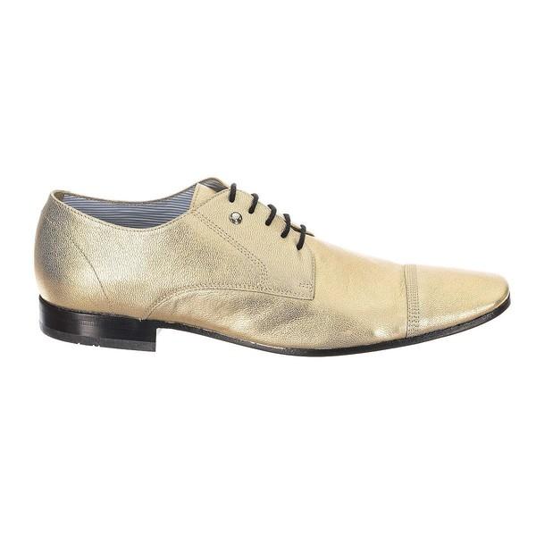 Zapatos hombre - dorado