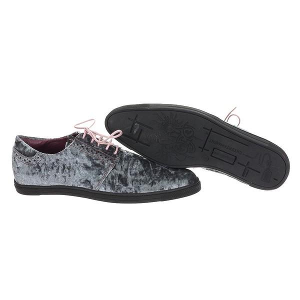 Zapatos hombre - marino/morado