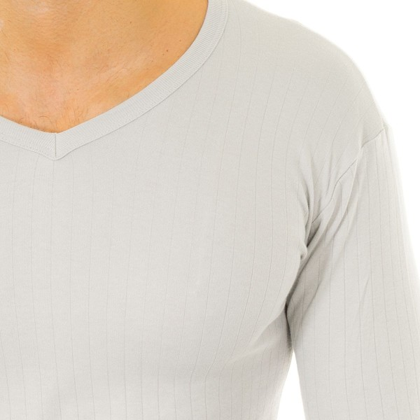 Pack 3 Camisetas hombre - gris