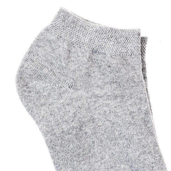 Pack 5 calcetines mujer - gris