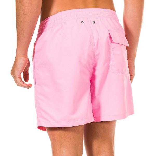 Bañador hombre - rosa pastel
