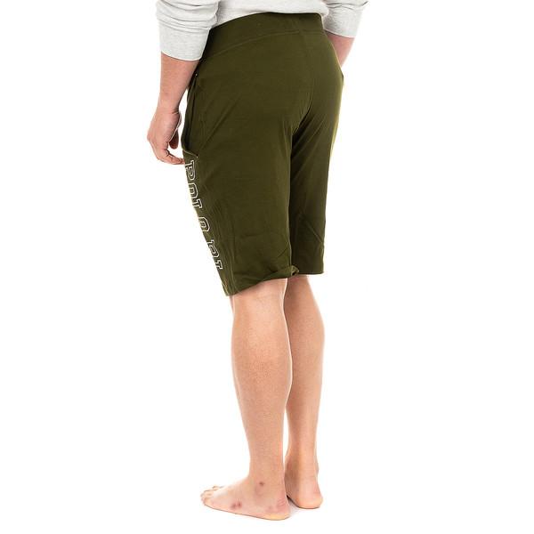 Pantalón corto de pijama hombre - verde