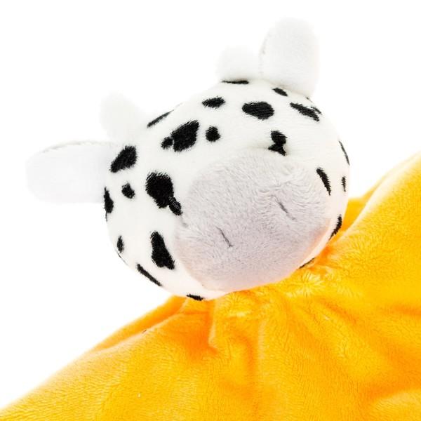 DouDou Baquita Le Petit Garçon Unisex_bebe - Naranja