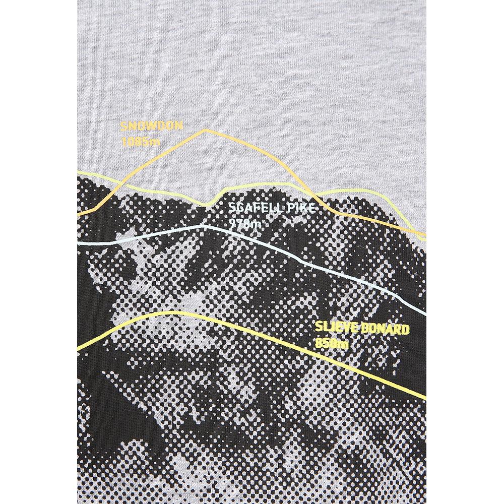 Camiseta hombre - gris