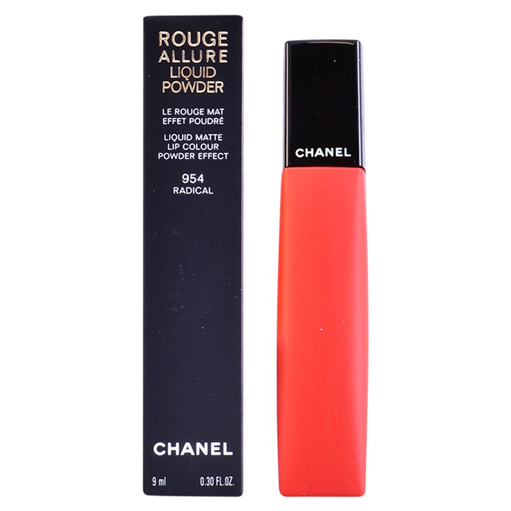 Labial líquido - #954 radical a bright orange