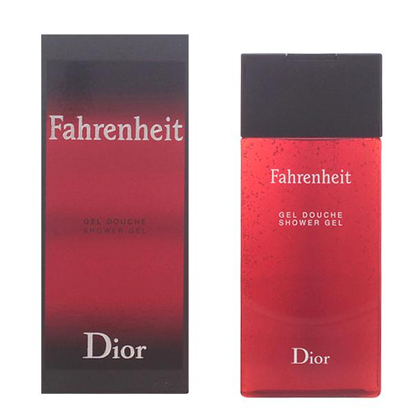 Gel de ducha perfumado Fahrenheit - hombre