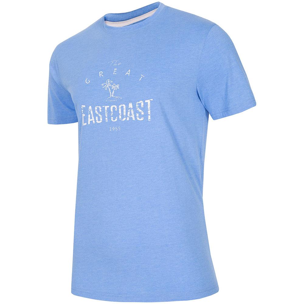 Camiseta hombre - azul marino