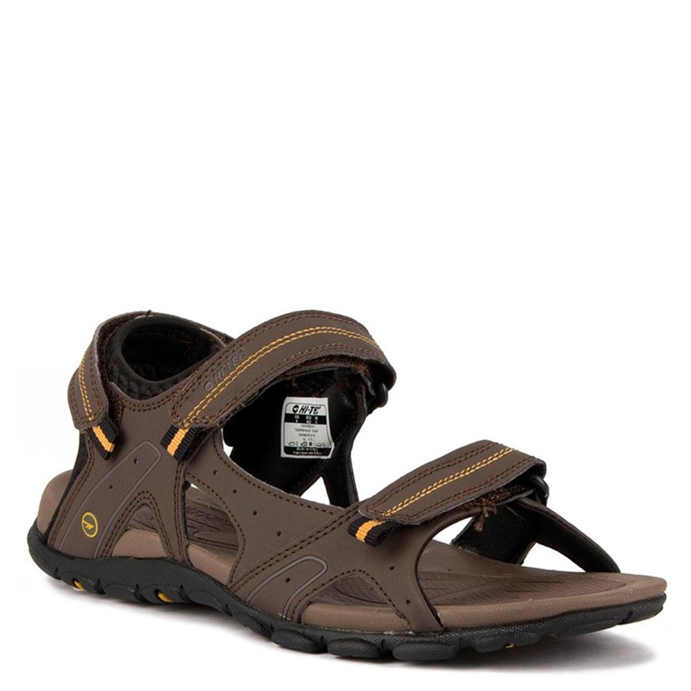 Sandalia Terreno hombre - marrón