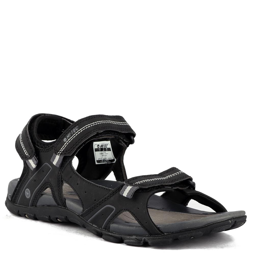 Sandalia trekking Terreno Strap - negro