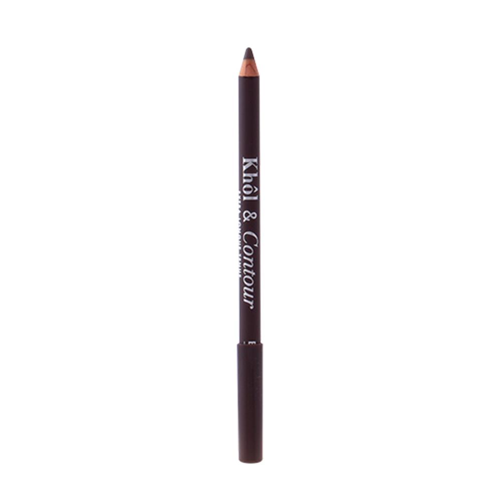 Delineador de ojos - #004 dark brown