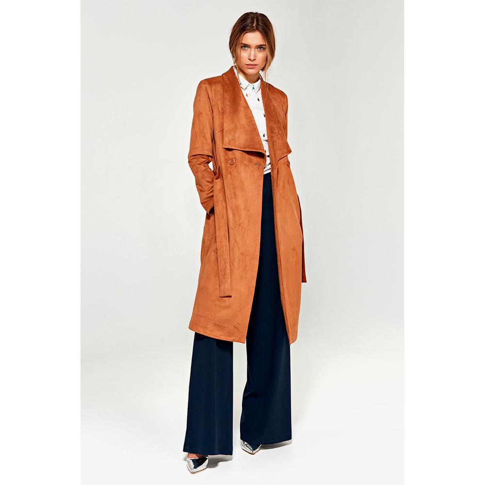 Abrigo mujer - marrón