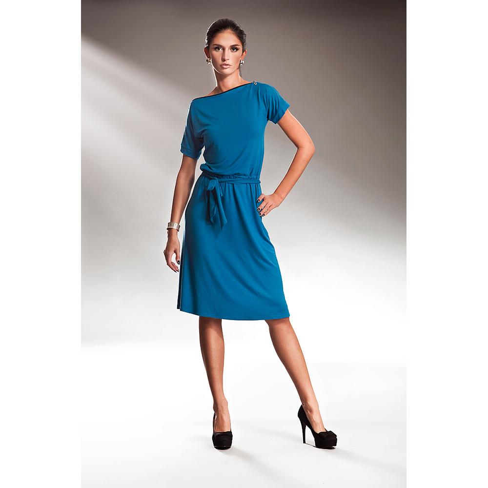 Vestido mujer - azul