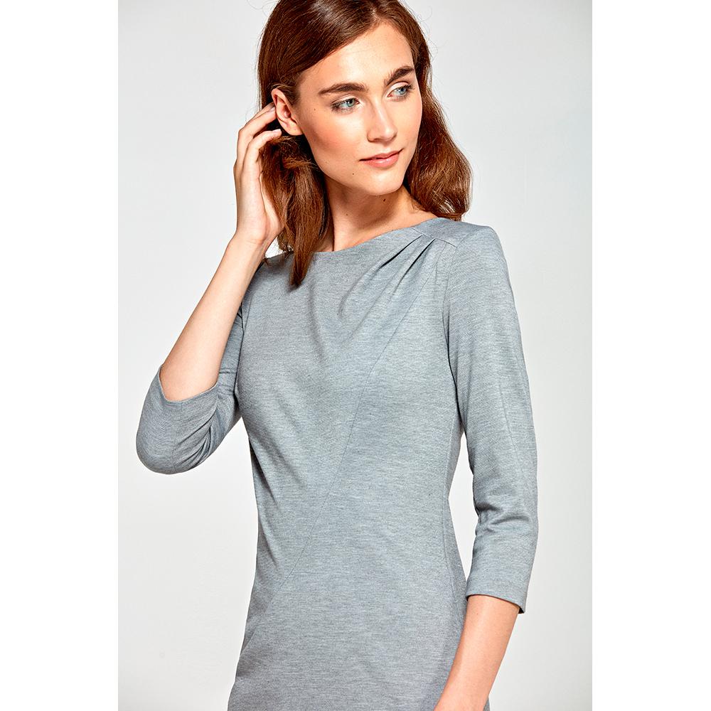Vestido mujer - gris