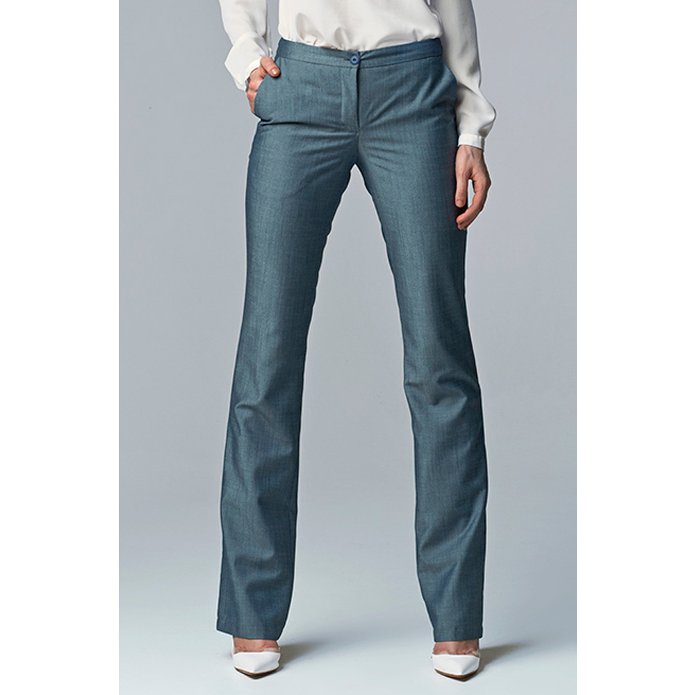 Pantalón mujer - denim