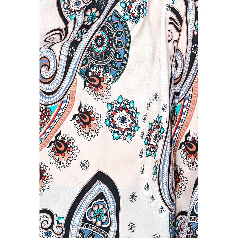 Falda mujer - blanco/estampado