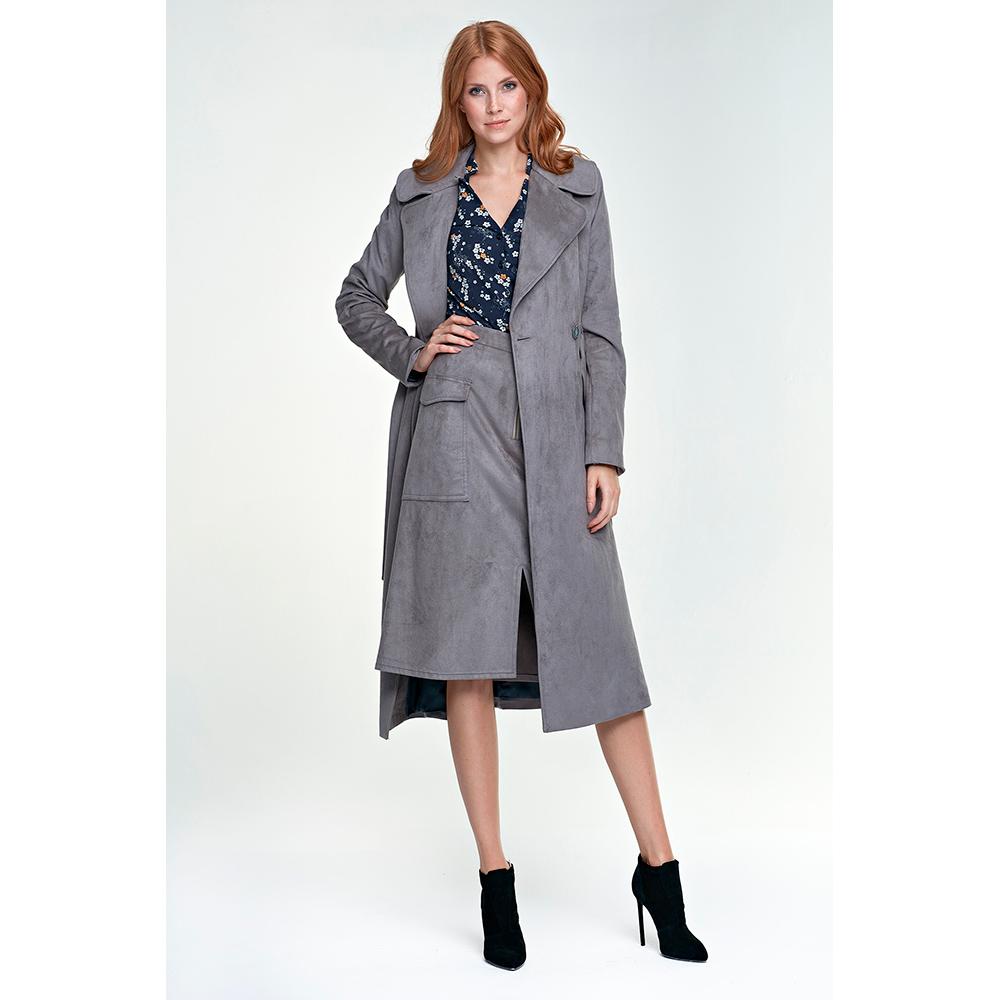 Abrigo mujer - gris