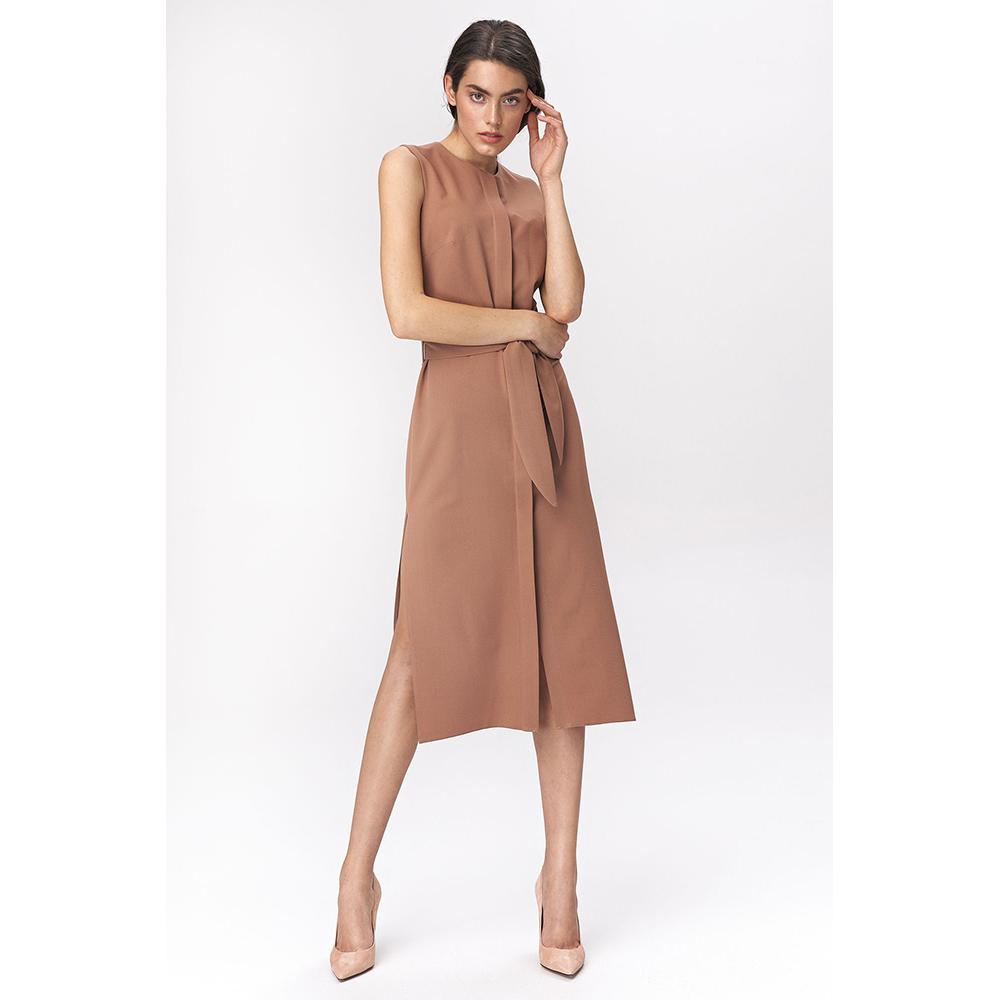 Vestido mujer - caramelo