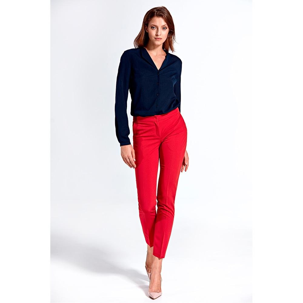Pantalones mujer - rojo