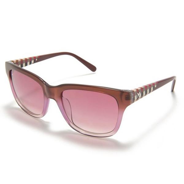 Gafas de sol acetato mujer - rosa