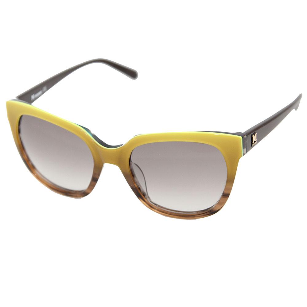 Gafas de sol mujer cal.55 acetato - amarillo