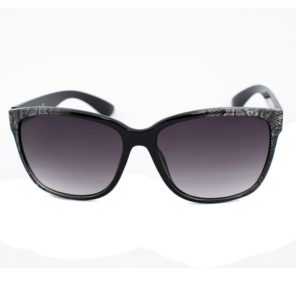 Gafas de sol mujer acetato - negro