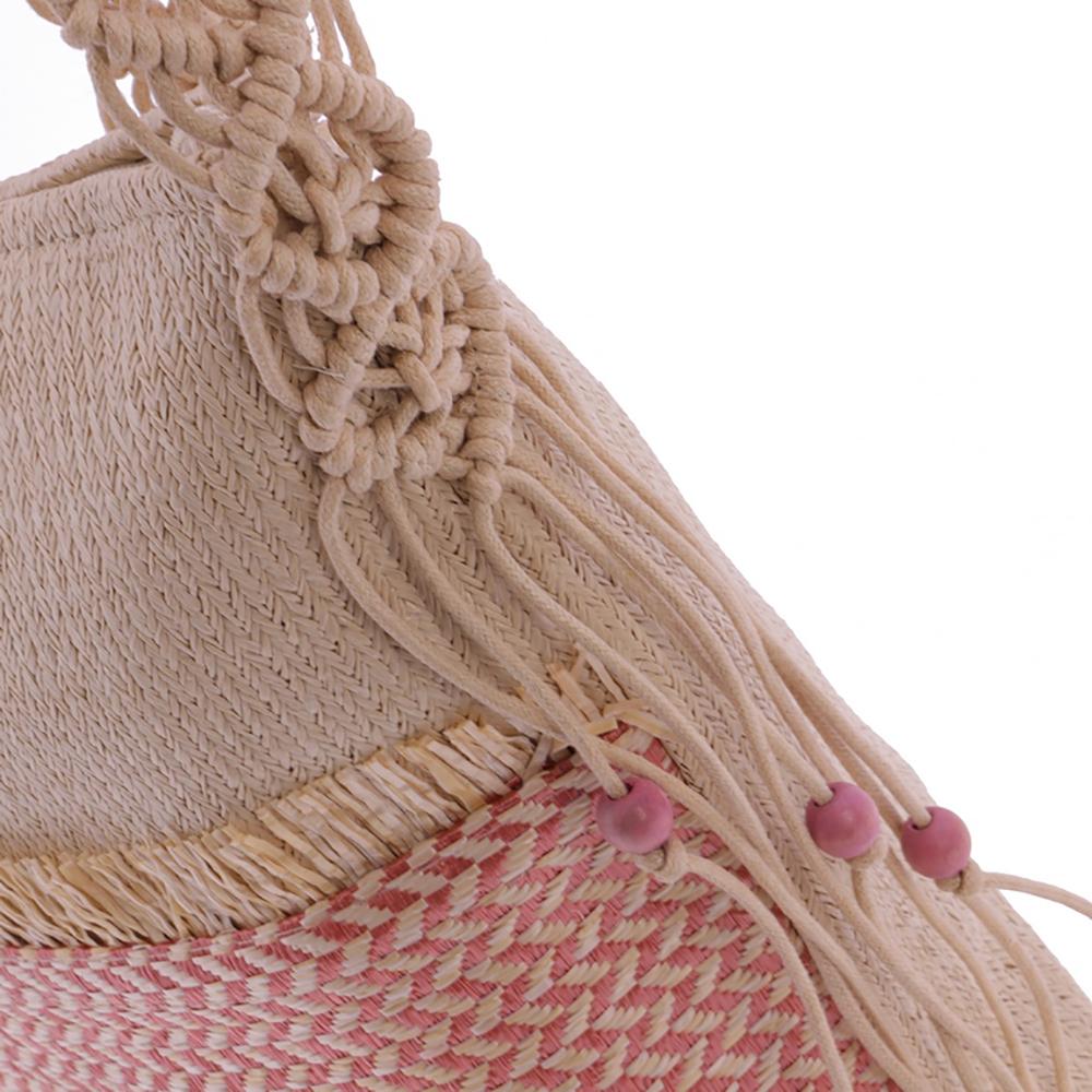 Bolso bandolera mujer - rosa
