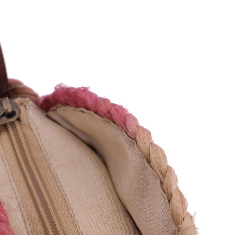 Bolso bandolera mujer - natural