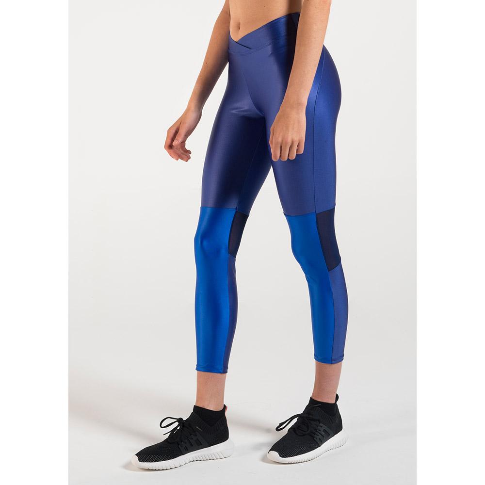 Legging deportivo mujer - azul